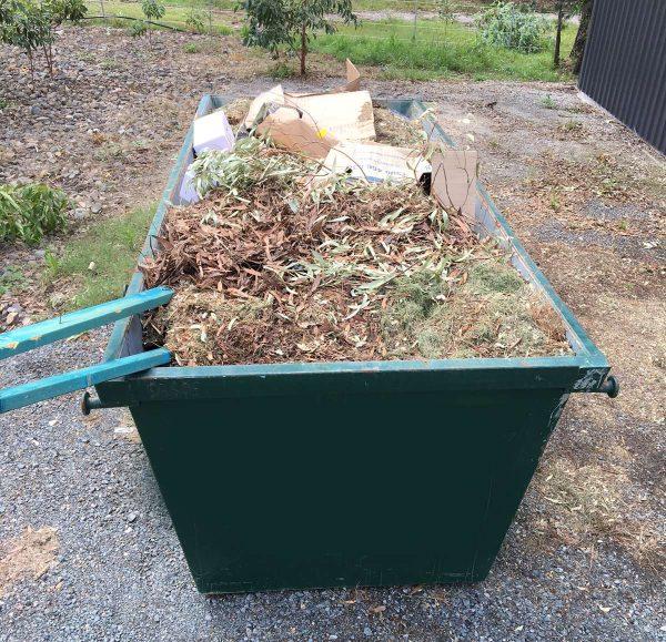 green waste skip bins brisbane
